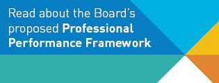 Professional Performance Framework